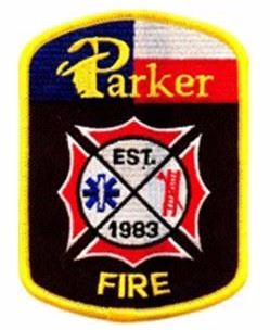 Parker Fire Patch