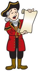 Animated Male TownCrier