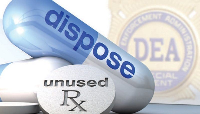 2018 Dispose Unused RX