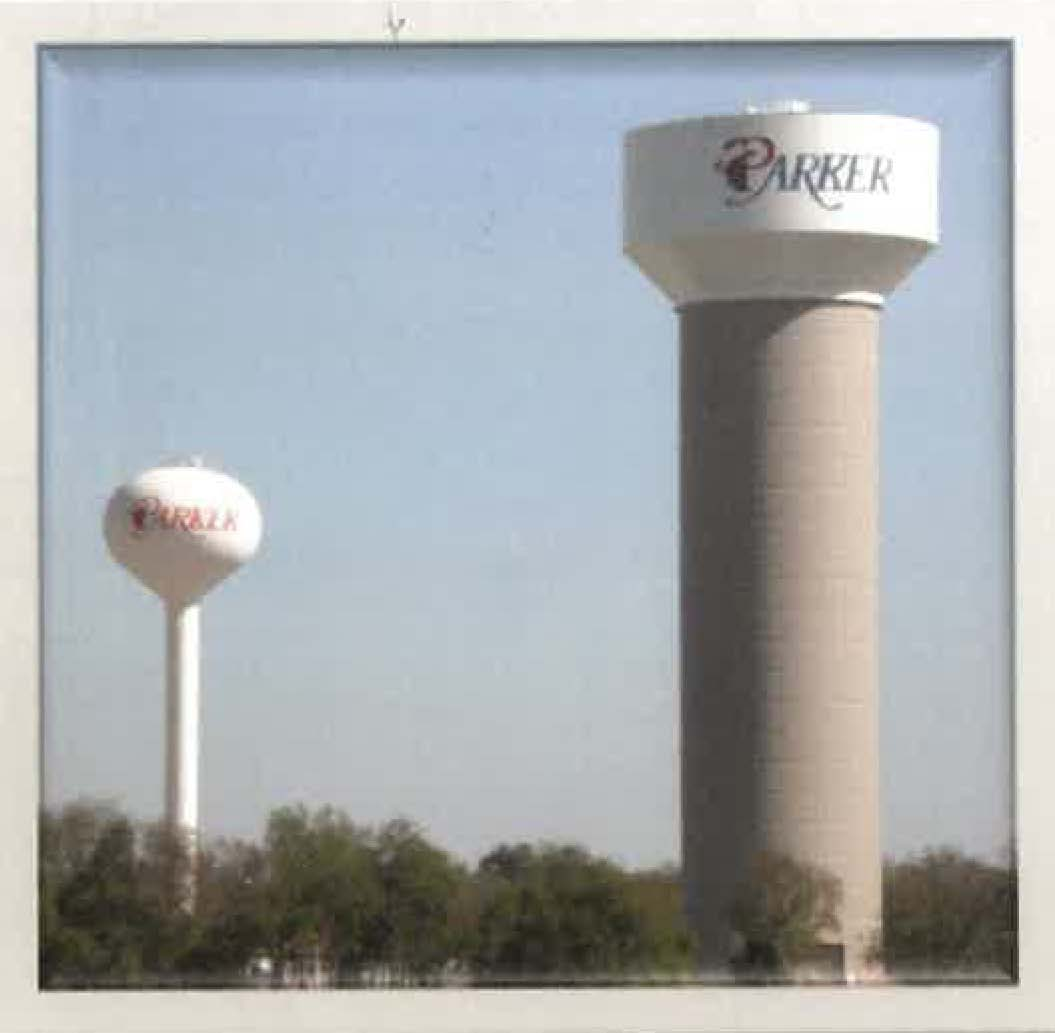 Both Parker Water Towers