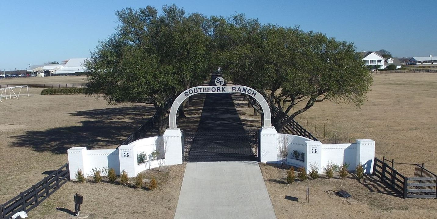 Southfork Ranch Entrance
