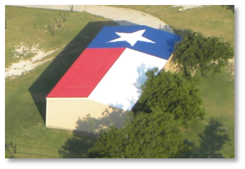 Largest Texas Flag