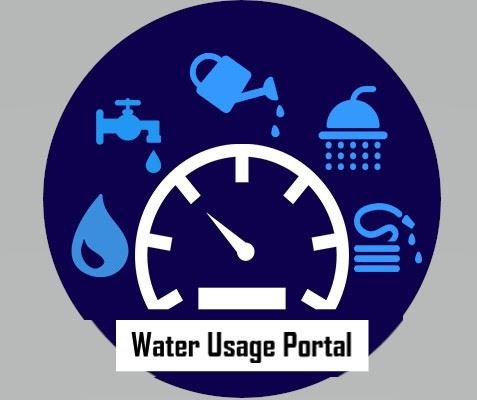 Water Usage Portal Icon